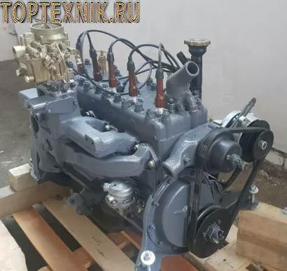 Мотор ГАЗ-52