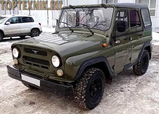 УАЗ-31512