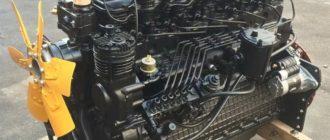 Двигатель Д 260