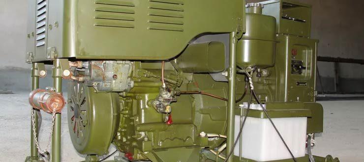 Двигатель УД 25