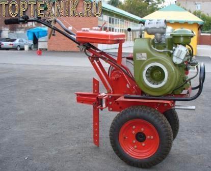 мотоблок с двигателем УД 25