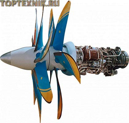 двигатель Д-27