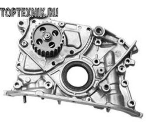 Система смазки Двигатель Митсубиси 4g 63