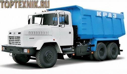 КрАЗ-6505