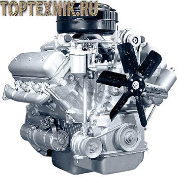Мотор 236М2