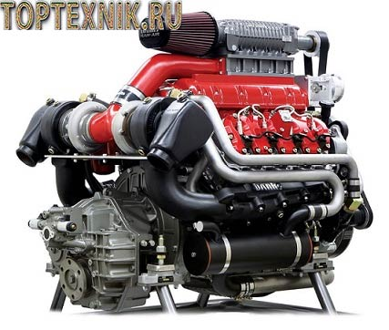 Турбодизельный мотор