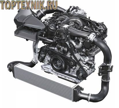 мотор с турбонаддувом