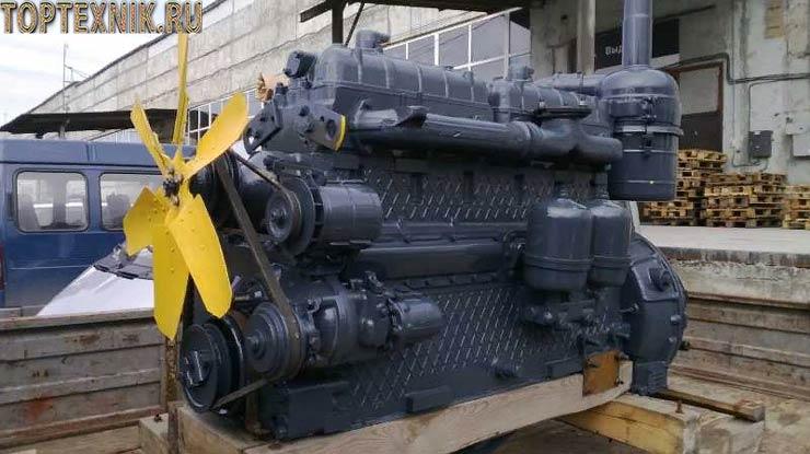 Двигатель А41