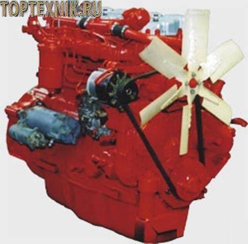 Мотор А-41