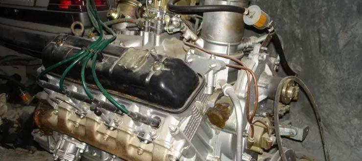 Двигатель ГАЗ 53