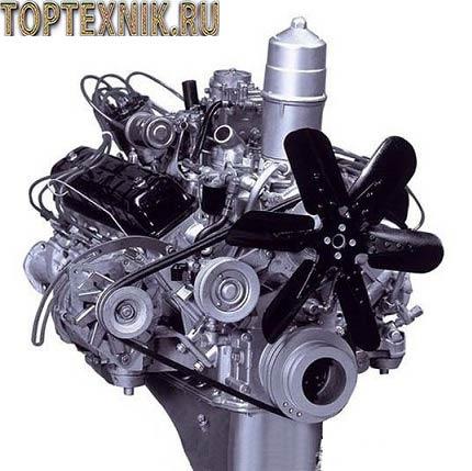 Мотор ГАЗ-53