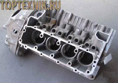 Блок мотора ГАЗ-53